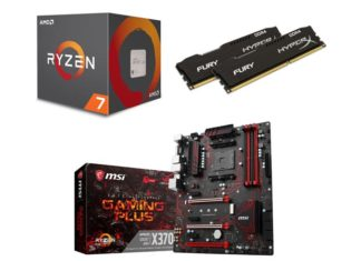 Black Friday kit évolution AMD