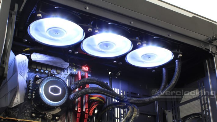 Cooler Master Loquid ML360R RGB