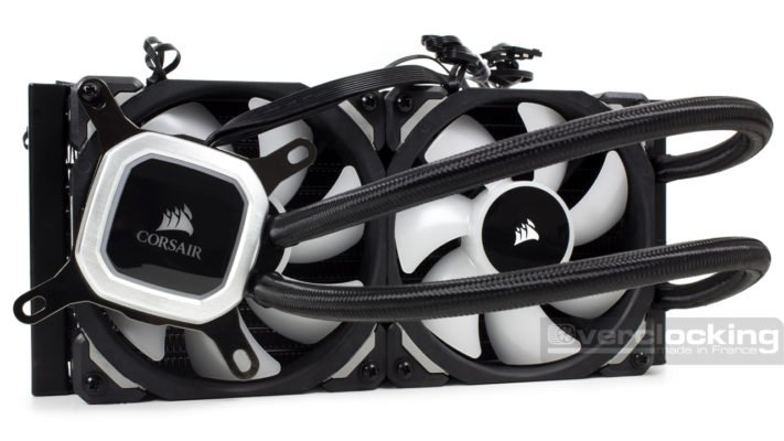Corsair H100i Platinum RGB