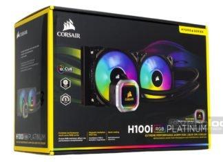 Corsair H100i Platinum