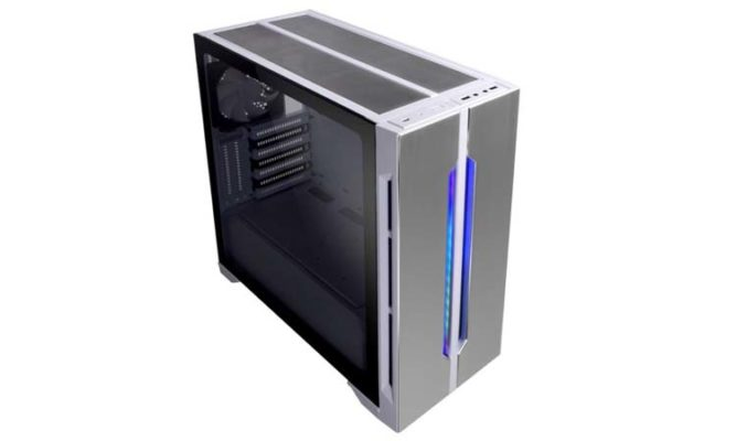 Lancool One Digital blanc