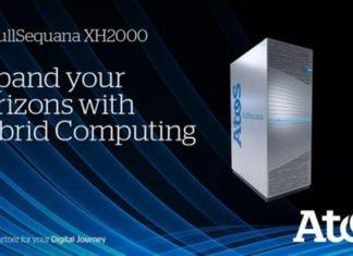 Atos BullSequana XH2000
