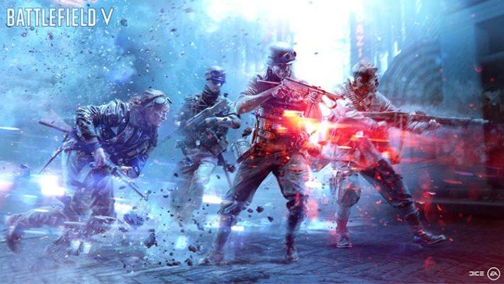 Battlefield V - GeForce 417.22 - GeForce 418.91