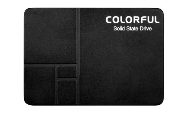 Colorful Solid State Drive SL500 2 To
