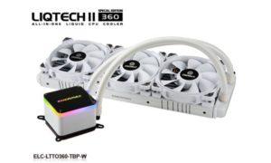 Enermax LiqTech II 360 blanc