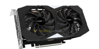 Gigabyte GeForce RTX 2060 6Go