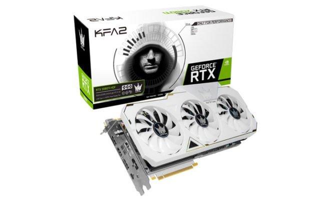 KFA2 RTX 2080 Ti HOF