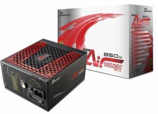Seasonic Air Touch 850W Gold