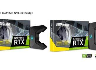 Zotac Gaming NVLink Bridge