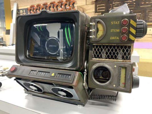 AK Pip-Boy Fallout 76