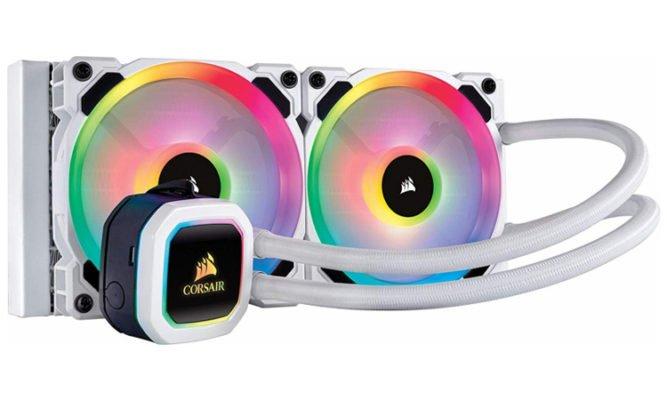 Corsair H100i RGB Platinum SE