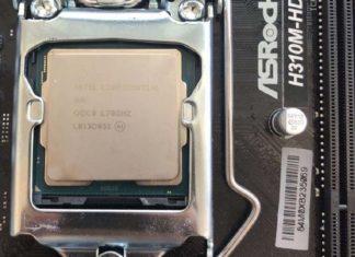 Intel Core i9 9900T
