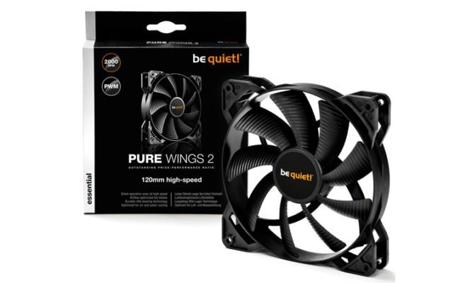 be quiet! Pure Wings 2 High-Speed