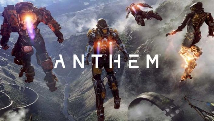 Anthem - nVidia GeForce 419.17 WHQL