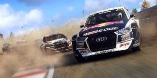 Dirt Rally 2 - RADEON Software 19.2.3