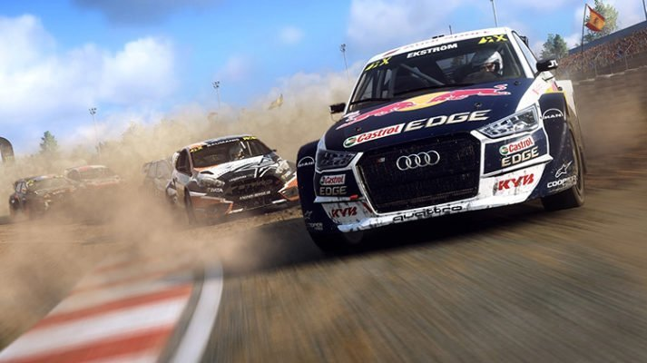 Dirt Rally 2 - RADEON Software 19.2.3