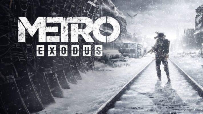 Metro Exodus - RADEON Software 19.2.2