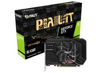 Palit GTX 1660 StormX