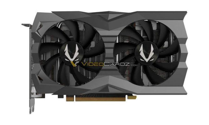 Zotac GTX 1660 Ti Twin Fan
