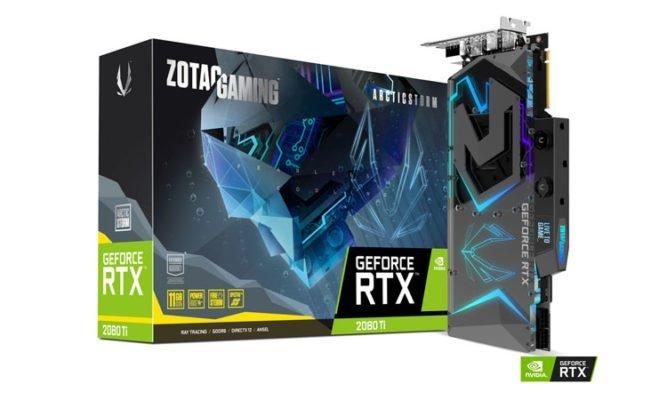 Zotac RTX 2080 Ti ArcticStorm