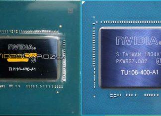 nVidia TU116 vs TU106 - GTX 1660 Ti