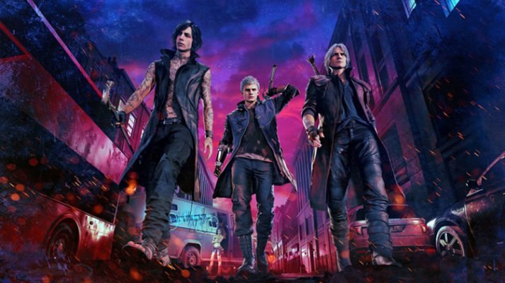 Devil May Cry 5 - RADEON Software 19.3.1