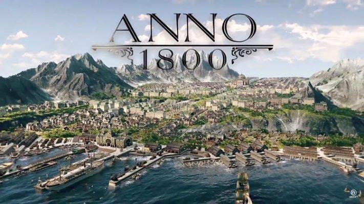 Anno 1800 - GeForce 425.31