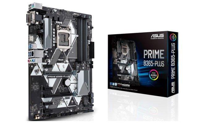 Asus Prime B365-Plus