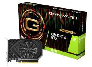 Gainward GTX 1650 Pegasus