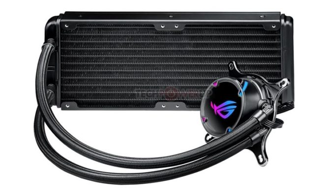 Asus ROG StriX LC series