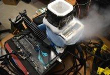Ballistix record du monde fréquence mémoire 5726 MHz