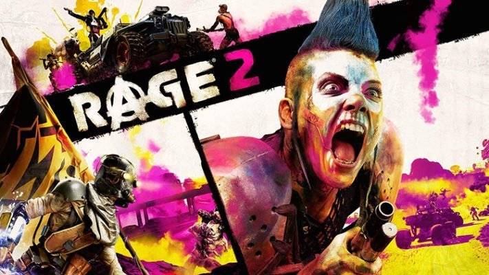 nVidia GeForce 430.64 - Rage 2