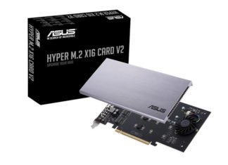 Asus Hyper M2 X16