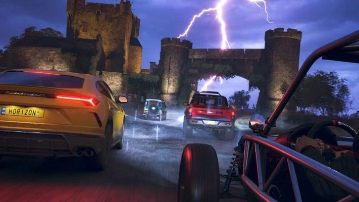 Forza Horizon 4 - nVidia HotFix 430.97
