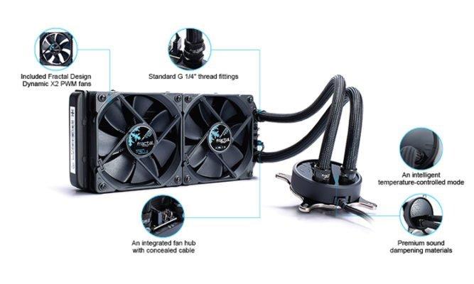 Fractal Design Celsius S24 Blackout