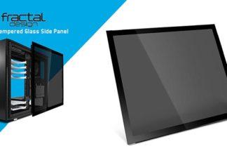 Fractal Design tempered glass pannel