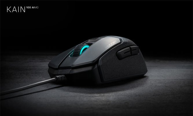 Roccat Kain Aimo Series
