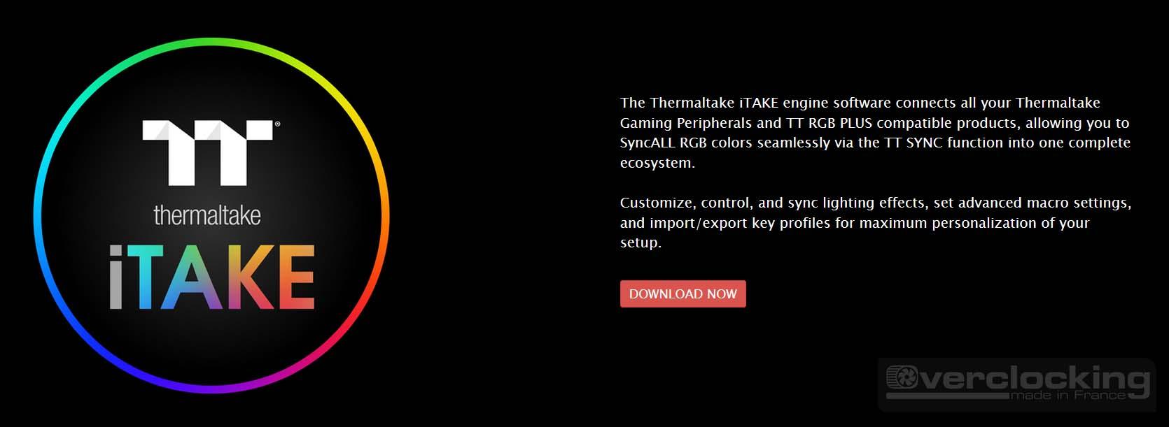 Test/Review : Thermaltake Level 20 RGB Gaming Keyboard