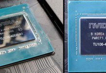 nVidia 7 nm Samsung