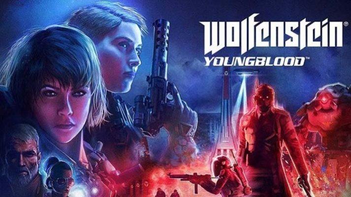 nVidia GeForce 431.60 WHQL - RADEON Software 19.7.5 - olfenstein Youngblood