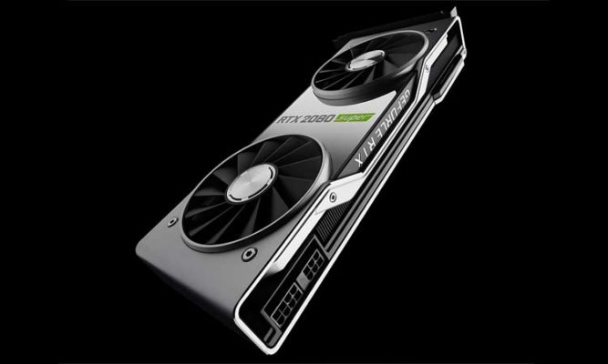nVidia GeForce RTX 2080 Super - RayTracing