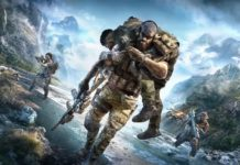 Ghost Recon Breakpoint - RADEON Software 19.9.3