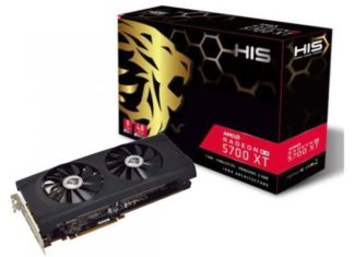 HIS RX 5700 XT IceQX2