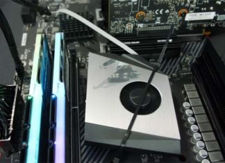 Ryzen 9 3900X chipset heatsink