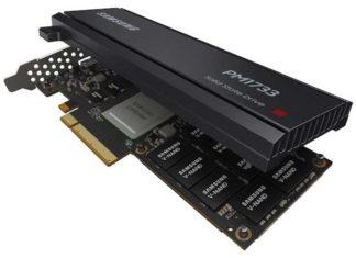 Samsung PM1733 PCIe