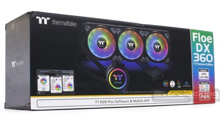 Thermaltake Floe DX360