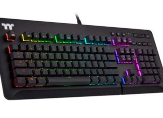 Thermaltake Level 20 GT Gaming Keyboard (1)