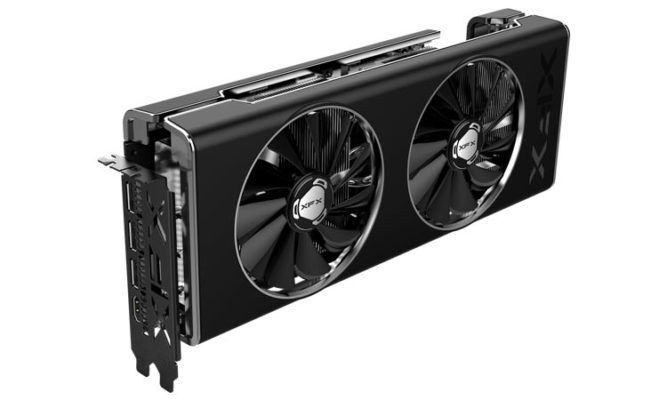 XFX RX 5700 Thicc II