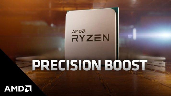 AMD Ryzen 3000 Boost