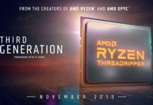 AMD Threadripper 3000 lancement Novembre